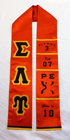 SLU Graduation Stole [Red]
