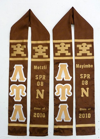 LUL Graduation Stoles [Brown]