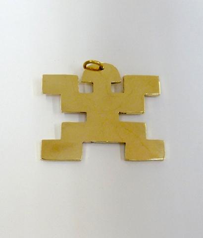 LUL small tman pendant