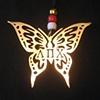 Lambda Pi Chi Butterfly Tiki