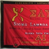SLU - Alpha Iota Chapter Banner