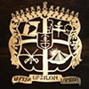 LUL Old School Crest