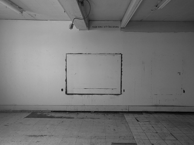 Lorne Street studio vacated