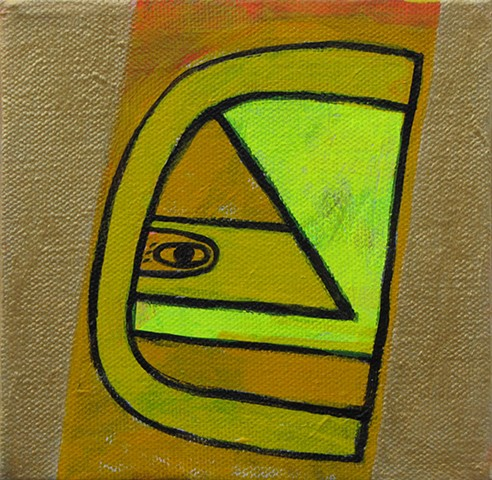 Yellow Moon – SOLD