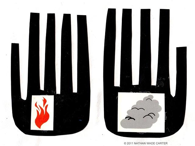 AVOID SMOKE & FIRE