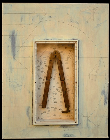 Relics and Reliquaries:  Carpenters Ruler