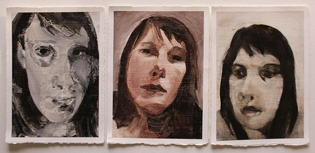 Secret (Portrait Studies)