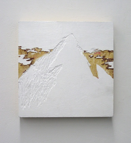 Untitled (White Mountain)