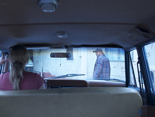 Film Still from The Girl, 2011