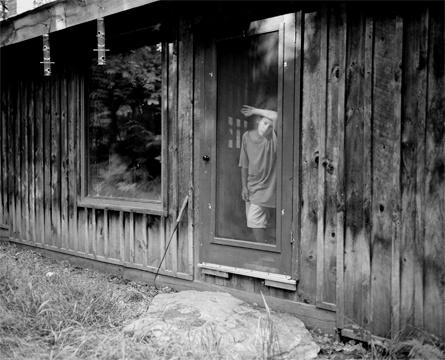 Sam at the Backdoor