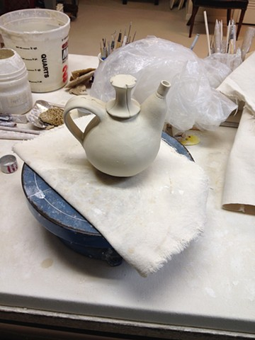 Teapot Construction 3