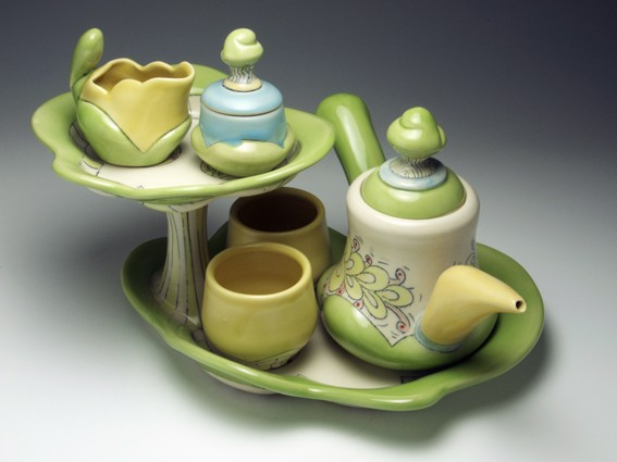 Teapot Service