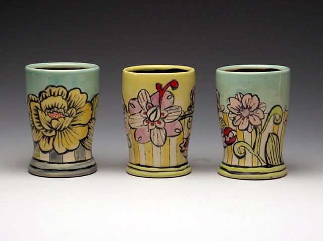 Garden Juice Cups