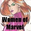 Women of Marvel sketch cards