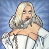 White Queen sketchcard