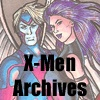 X-Men Archives sketch cards