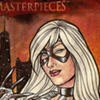 Marvel Masterpieces II Artist Proof: Black Cat