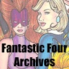 Fantastic Four Archives sketch cards