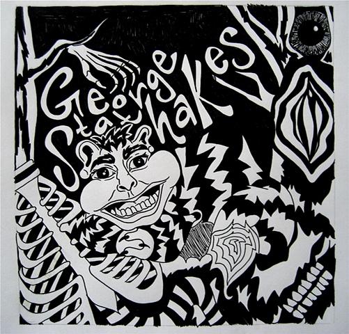George Album Cover Art