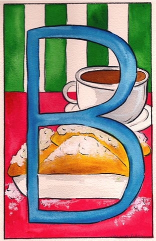 B is for Beignets