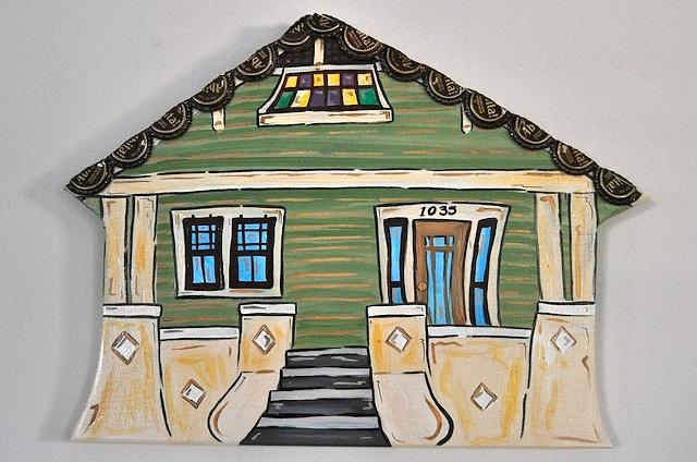A custom home