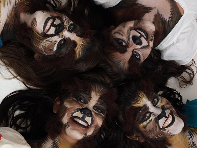 Werewolf Sisters