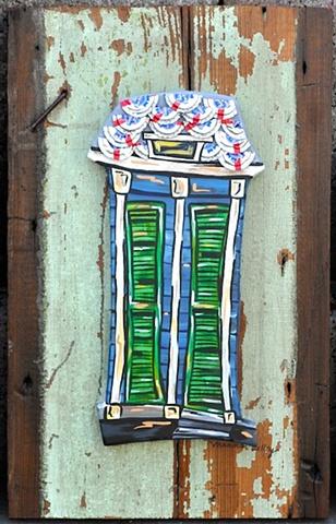 Bottle Cap House