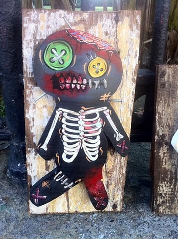 Zombie Voodoo
