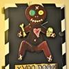 Voodoo Chalkboard