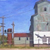 Granary on State Route 55