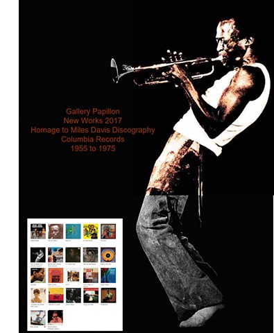 Homage to Miles Davis Discography  (click to view)