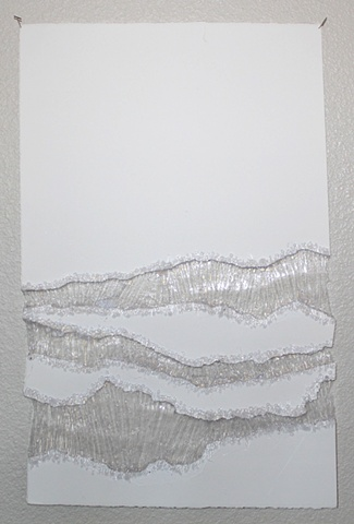Hot Glue Paper Drawing
