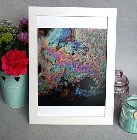 Abstract Fine Art Digital Giclee Print
