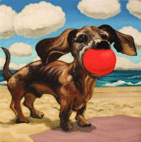 pet portraits dogs lively art matt lively