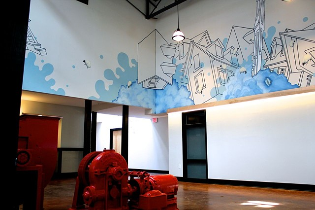 Miller Loft (flood room)