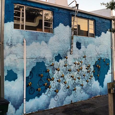 MOCA Mural in Norfolk, Va