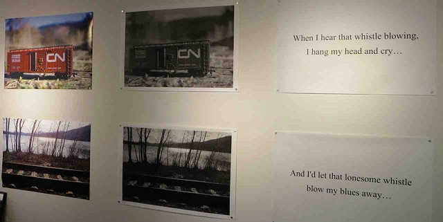 Steamrolled:How Steam Colonized the West @Penticton Art Gallery 2015