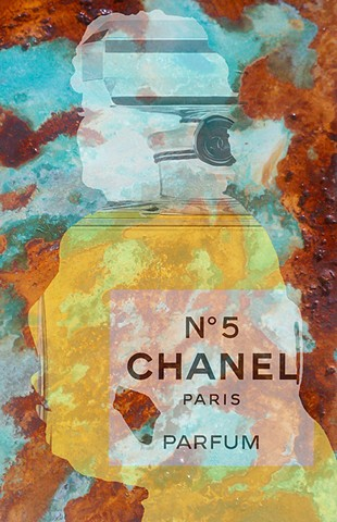 Marilyn Chanel Collage