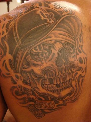 dmac skull
