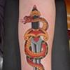 snake n dagger