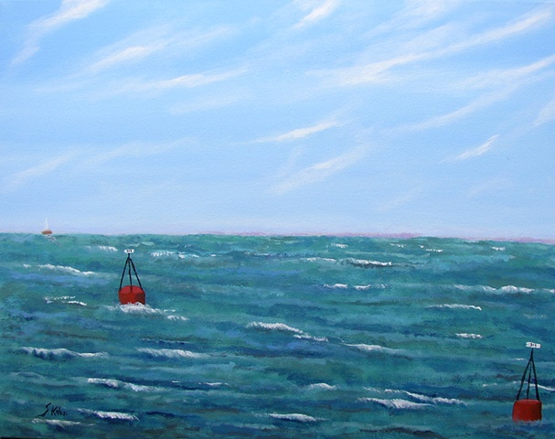 Seascape No. 1: Alone