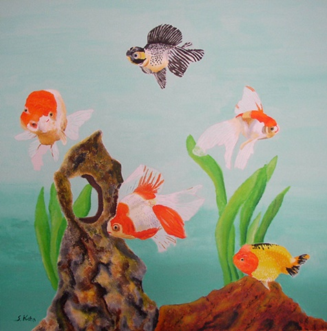 Goldfish No. 5