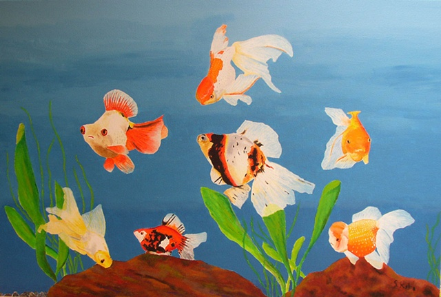 Goldfish No. 6