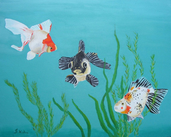 Goldfish No. 4