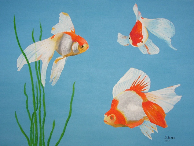 Goldfish No. 2