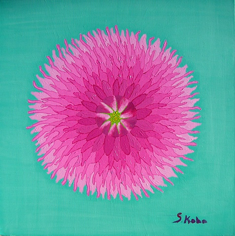 Chrysanthemum No. 1