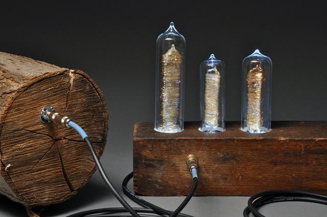 Dream Artifact Vacuum Tube - Close Up