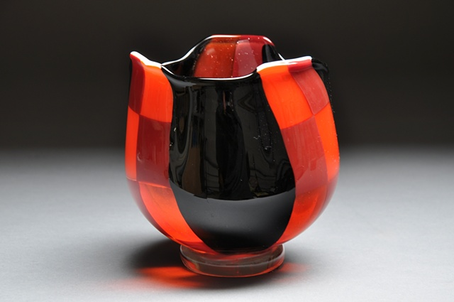 Blown Fused Glass
