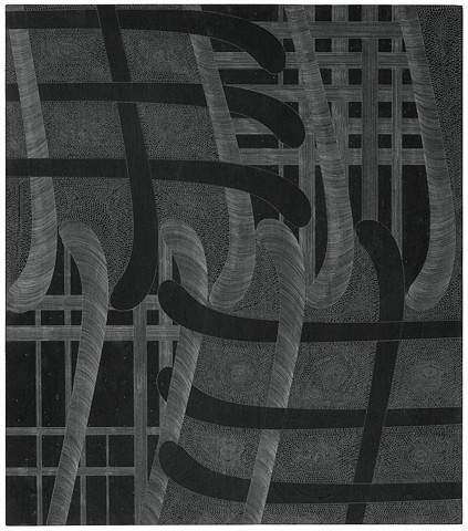 modern pencil drawings by michael tegland