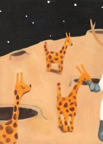 The giraffacats*